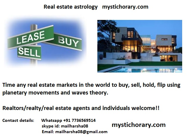 Buy sell hold and flip real estate : (make profits using real estate astrology)