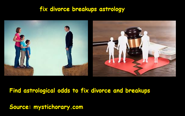 fix divorce breakups astrology
