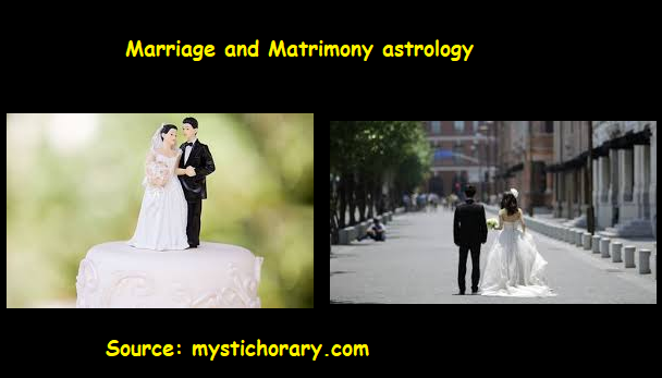 marriage matrimony astrology