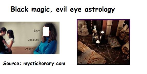 black magic evil eye astrology horoscope